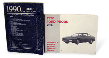 Ford Probe Manuals