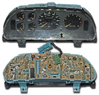 Console Front/Back