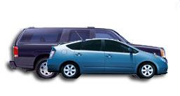 Prius vs. Escalade