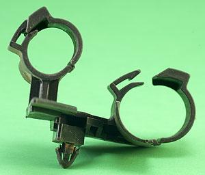 Dual Clip Harness