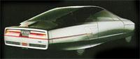 Ford Probe V Concept Car