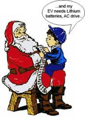 Santa EV List