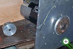 Motor Adaptor Plate