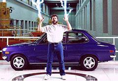 Wayland & Blue Datsun EV