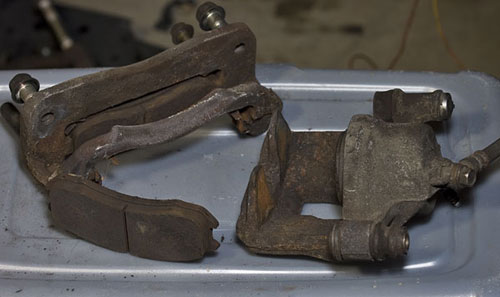 Disc Brake parts