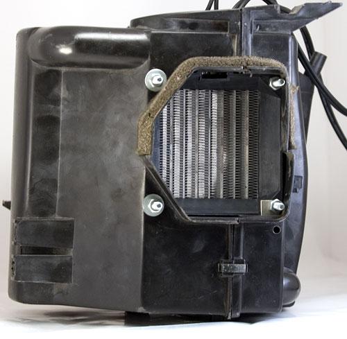 Heater Input