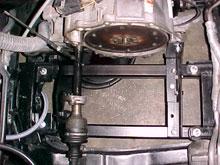 Saabrina's Motor Mount