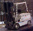 Forklift Thumb