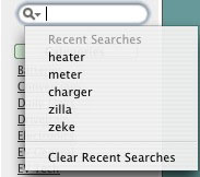Mac Search