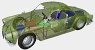 Electric Ghia Monster