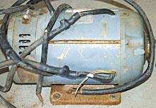 Atom: old motor
