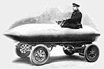 1900 Electric Speed record holder: Jamais Contente