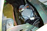 Vacuum Pump Top View