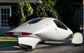 Aerodynamic EV